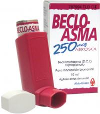 Beclo-Asma.250mcg